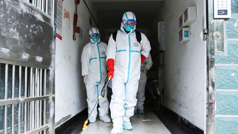 Coronavirus e disinfezione del condominio